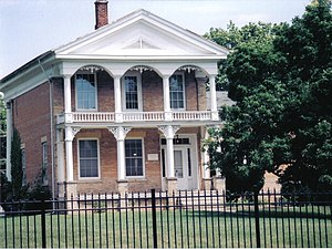 National Register of Historic Places listings in McHenry County, Illinois - Image: Count's House