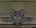 Courtroom eagle detail, United States Courthouse, Davenport, Iowa LCCN2010719152.tif