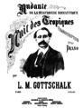 Cover page of a piano arrangement to Gottschalk's Symphony No. 1.tiff