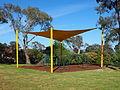 Covered playground in Wanniassa in October 2014.jpg