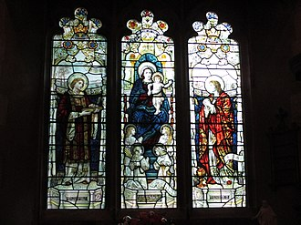 James Powell and Sons - St. Peter's Church, Cowfold, West Sussex