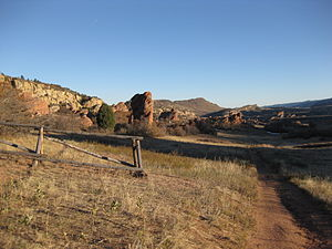 South Valley Park - Coyote Song Trail