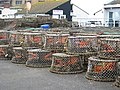 Crab Pots, Mudeford Harbour. - panoramio.jpg