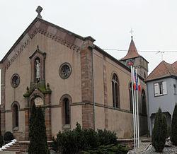 Crastatt, Eglise Saint-Augustin.jpg
