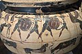 Crater depicting a battle, 6th c BC, AM of Corint, 202920.jpg