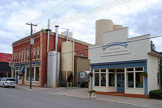Creemore Springs - Creemore Springs brewery in Creemore