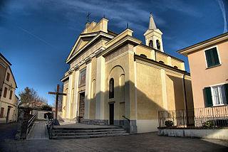 Cremosano Comune in Lombardy, Italy