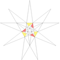 Crennell 36th icosahedron stellation facets.png