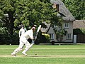 Cricket at Clavering - geograph.org.uk - 1371505.jpg
