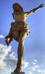 Der gebrochene Christus
