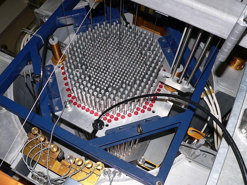 Reattore nucleare - foto di Rama