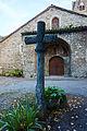 Croix de l'ancien cimetière de Genevrey à Vif.jpg