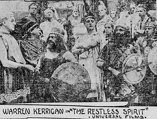 <i>The Restless Spirit</i> 1913 film by Allan Dwan