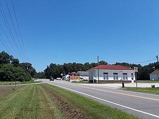 Crozier, Virginia Unincorporated community in Virginia, United States