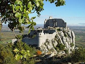 Château de Crussol - The Château de Crussol
