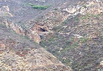 Guitarrero Cave - Guitarrero Cave