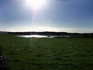 Inch, Dumfries and Galloway - Image: Cults Loch