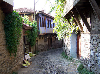 Ottoman architecture - Image: Cumalıkızık 7121