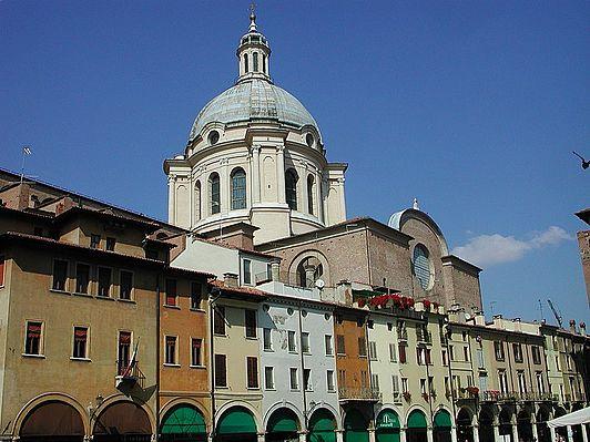 Basilica of Sant'Andrea, Mantua