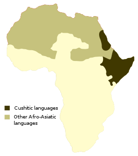 language family native to East Africa