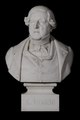 Cyprien Godebski, portrait of Gioacchino Rossini, signed marble 1865 02.tif