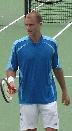 Cyril Saulnier - Saulnier at the 2006 Australian Open