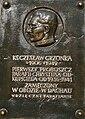 Czeslaw Grzonka plaque Poznan.JPG