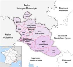 vaucluse enclave