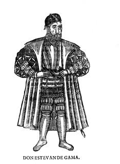 Estêvão da Gama (16th century) Portuguese colonial governor