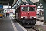 DB 155 012-8 durchfährt den OIdenburger Bahnhof (Juni 2009).jpg