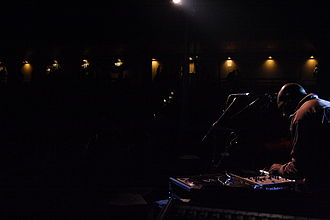 DJ Logic - DJ Logic performing at Vail Snow Daze