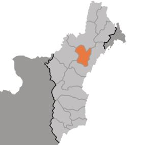 Puryong County County in North Hamgyong Province, North Korea