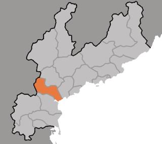 Hamju County County in South Hamgyong Province, North Korea