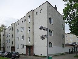 Edisonplatz in Düsseldorf