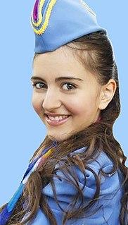 Dalita Avanesian Armenian singer