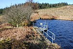 File:Dam on Blackmill Loch - geograph.org.uk - 341331.jpg