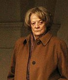 Photo of Maggie Smith in 2007.