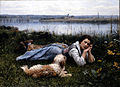 Daniel Ridgway Knight - Reverie - Google Art Project.jpg