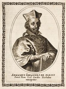 Armand Jean du Plessis, Cardinal Richelieu | Revolvy