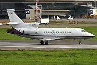 D-AHRN - F900 - Not Available