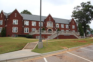 Jacksonville State University - Daugette Hall