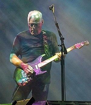 Hushabye Mountain - David Gilmour in concert.