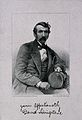 David Livingstone. Lithograph by J. A. Vinter after Monson. Wellcome V0003632EL.jpg