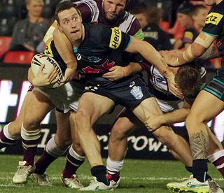 David Simmons (rugby league)