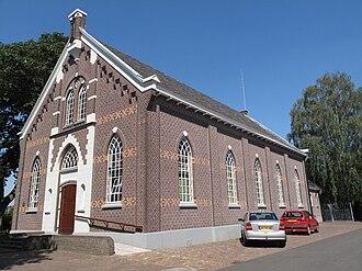 De Heurne - Image: De Heurne, de Heurnse kerk foto 4 2010 07 19 16.07