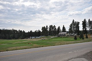Tomahawk Lake Country Club United States historic place