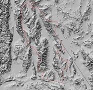 Death Valley DEM with boundary.JPG