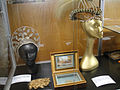 "Debbie Reynolds Auction - Mary Pickford ""Dorothy Vernon"" and Clare Eames ""Queen Elizabeth"" hats from ""Dorothy Vernon of Haddon Hall"".jpg"