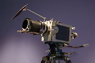 Parvo (camera) - A Model L Parvo from 1927