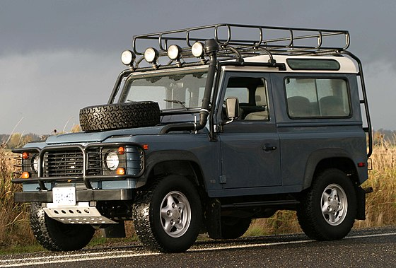 Land rover defender wikiwand land rover defender freerunsca Image collections